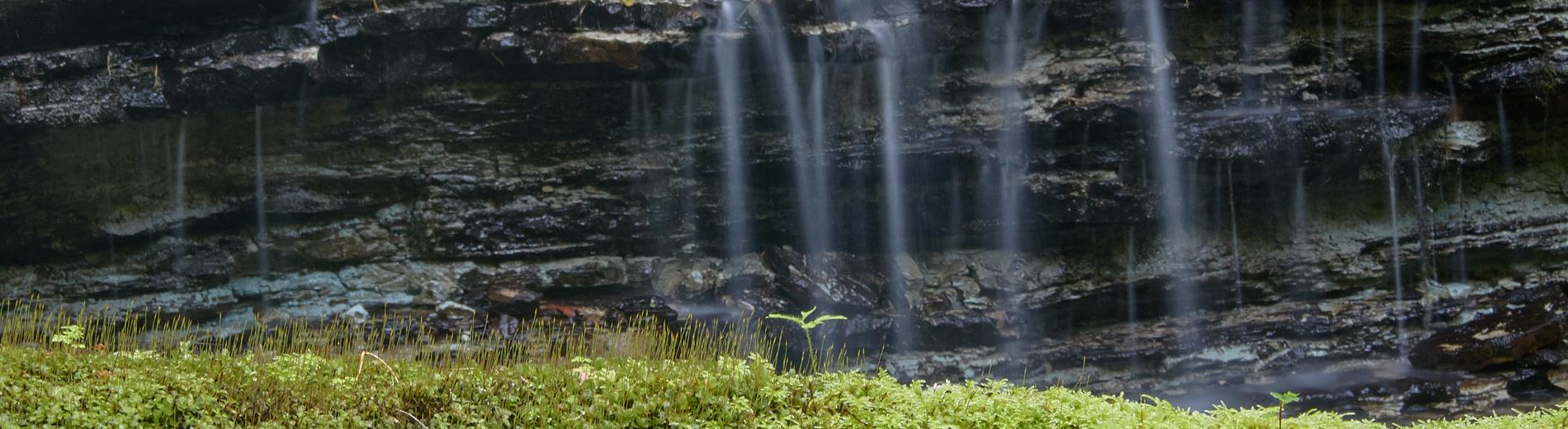 Türisalu waterfall