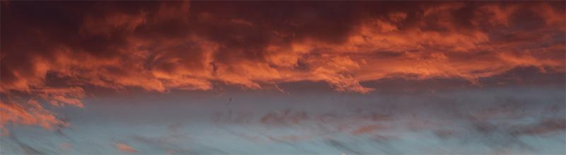 Värvirohke päikeseloojang Suurupis