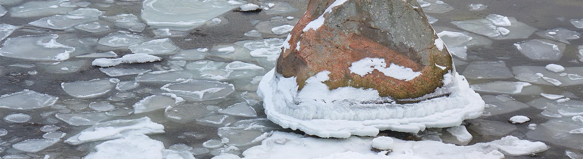 Talvine Kakumäe poolsaar