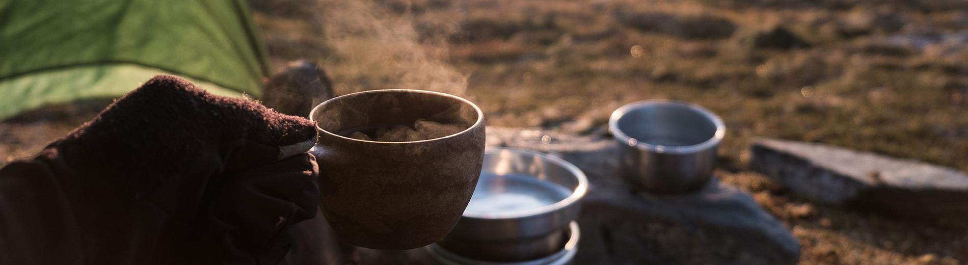 Söök ja jook talvisel fotoreisil