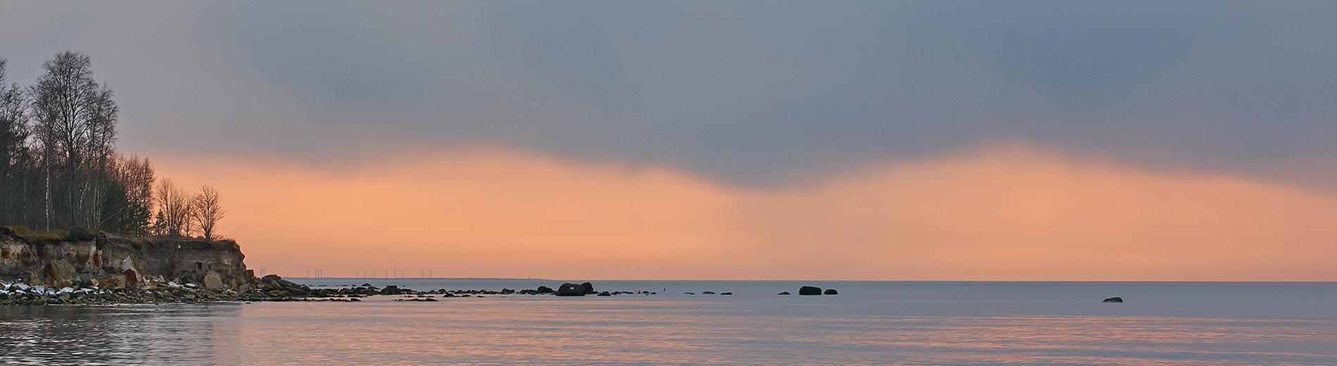Päikeseloojang Ninamaal