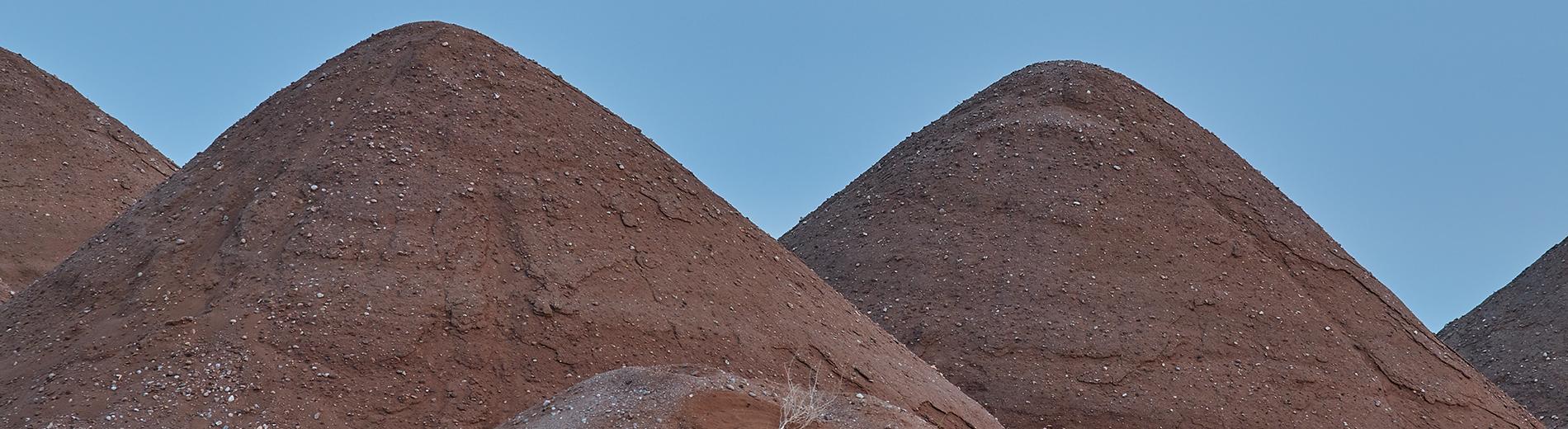 Päikeseloojang Männiku liivamägedes