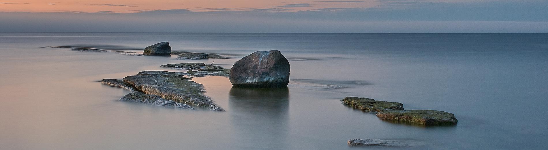 Õhtu mere ääres